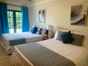 Villa Teak Bedroom 3