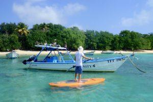 Coastal Paddle Tour